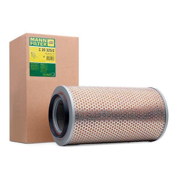 Mann-Filter Filtre à air C 20 325//2 pour