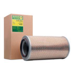 MANN-FILTER C 20 325/2 Légszűrő - vásároljon 33% kedvezménnyel