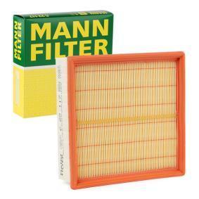 Kupi C 22 117 MANN-FILTER Dolzina: 213mm, Visina: 58mm Zracni filter C 22 117 poceni