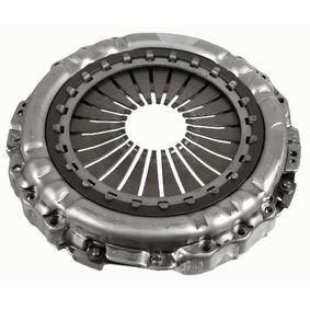 Kupplungsdruckplatte SACHS 3482 001 308 mit 20% Rabatt kaufen