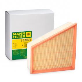Air Filter C 2295/4 for VW FOX at a discount — buy now!