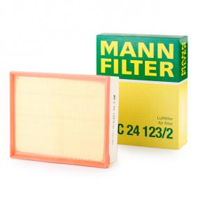 oro filtras C 24 123/2 už RENAULT VEL SATIS su nuolaida — įsigykite dabar!