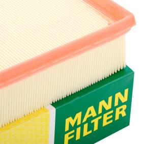 1x Original MANN-FILTER C 24 123//2 Filtre à air