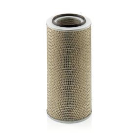 C 24 650/1 MANN-FILTER Luftfilter günstig für IVECO kaufen
