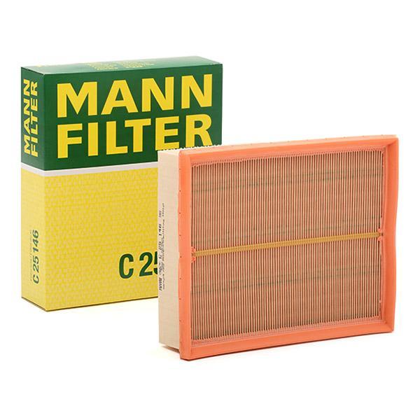 Luftfilter MANN-FILTER C 25 146 Bewertungen