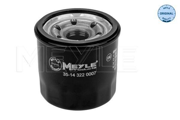 Ölfilter MEYLE 35-14 322 0007
