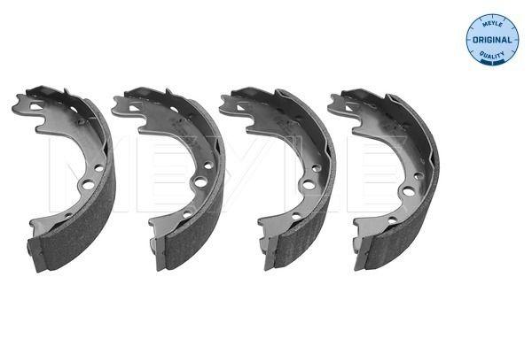 MBS0121 MEYLE Hinterachse, Ø: 220mm, ohne Feder, ORIGINAL Quality Breite: 57mm Bremsbackensatz 35-14 533 0002 günstig kaufen