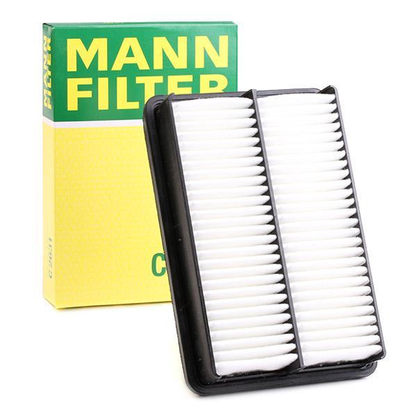 Luftfilter MANN-FILTER C 2631 Recensioner