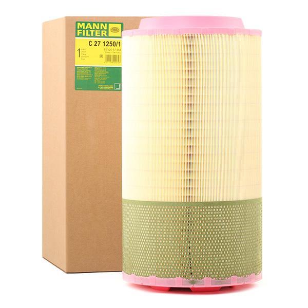 C2712501 Luftfilter MANN-FILTER online kaufen