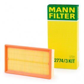 Mapco 60280 Filtro de aire