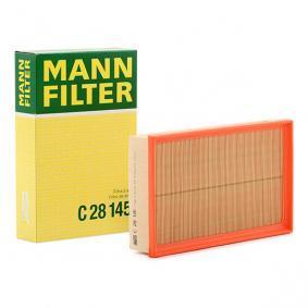 F/ür PKW Original MANN-FILTER Luftfilter C 28 122