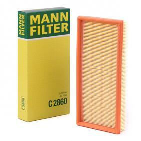 Air Filter C 2860 for DODGE NEON at a discount — buy now!