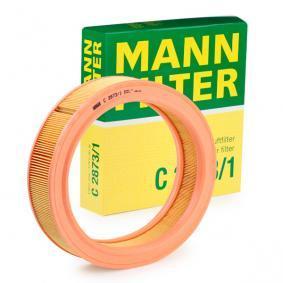 Original MANN-FILTER Luftfilter C 2852//2 F/ür PKW