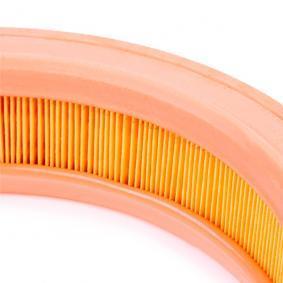 Filtro de aire filtros Mann-Filter C 2861-2