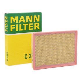 Kaufen Sie Luftfilter C 2975 JEEP COMMANDER zum Tiefstpreis!