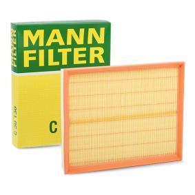 Vzduchový filter C 30 130 C 30 130 OPEL ZAFIRA A (F75_) — využite skvelú ponuku hneď!