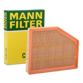 Vzduchový filter C 30 139 BMW 6 Series v zľave – kupujte hneď!