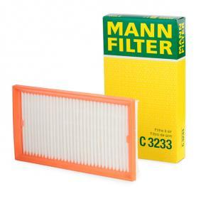 Air Filter C 3233 for MAZDA 626 at a discount — buy now!