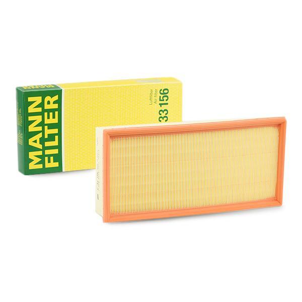 Originales Elemento filtro de aire C 33 156 Citroen
