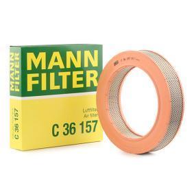 Vzduchový filtr C 36 157 pro MERCEDES-BENZ KABRIOLET ve slevě – kupujte ihned!