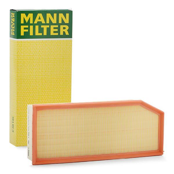 MANN-FILTER Luftfilter C 38 145