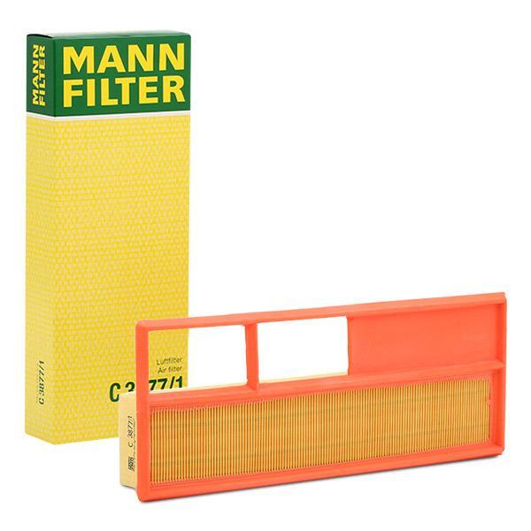 Luftfilter MANN-FILTER C 3877/1 Bewertungen