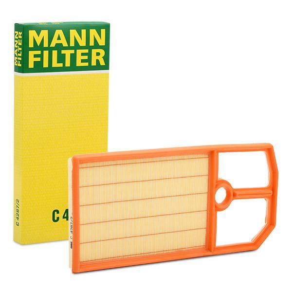 OE Original Motorluftfilter C 4287/2 MANN-FILTER