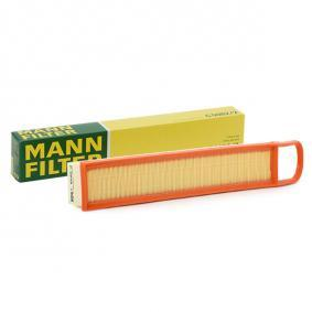 Kupi C 5082/2 MANN-FILTER Dolzina: 495mm, Sirina: 85mm, Visina: 56mm Zracni filter C 5082/2 poceni