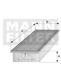 C 55 102 MANN-FILTER Filter, Innenraumluft billiger online kaufen