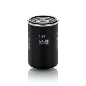 Luftfilter MANN-FILTER C 811 mit 15% Rabatt kaufen