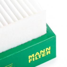 Mann Filter CU 2040 Filtro Aria Abitacolo