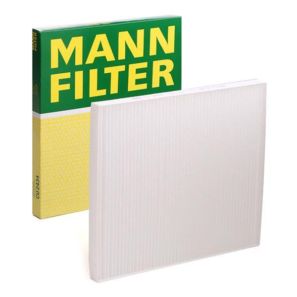 MANN-FILTER   Filter, Innenraumluft CU 2434