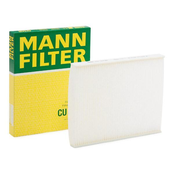 Отопление / вентилация CU 2436 с добро MANN-FILTER съотношение цена-качество