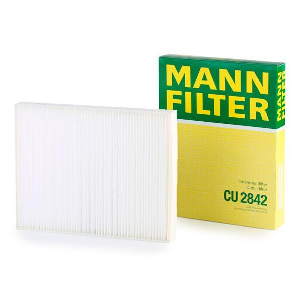 MANN-FILTER   Filter, Innenraumluft CU 2842