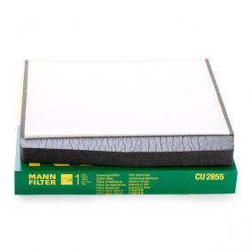 CU2855 Innenraumfilter MANN-FILTER CU 2855 - Große Auswahl - stark reduziert