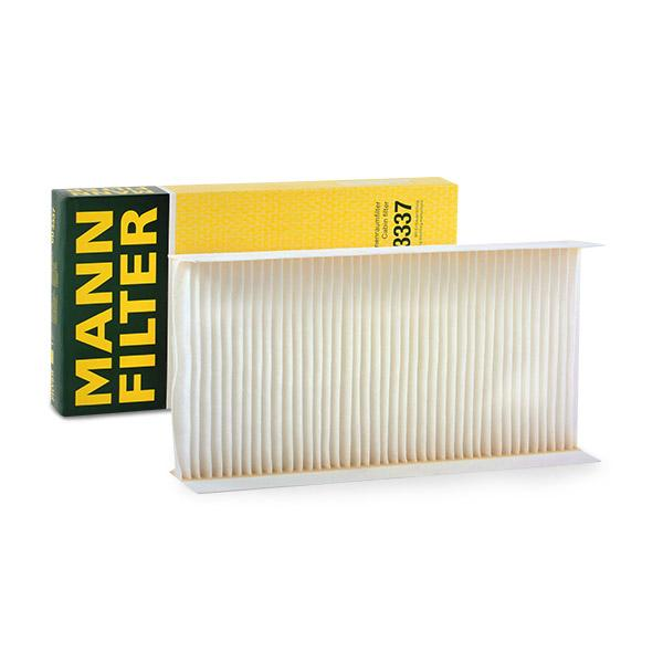 CU 3337 Pollenfilter MANN-FILTER - Markenprodukte billig