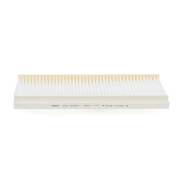 Filter, Innenraumluft CU 3337 von MANN-FILTER
