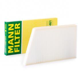 Herabgesetzter Preis Filter, Innenraumluft CU 3461 MERCEDES-BENZ C-CLASS (W203)