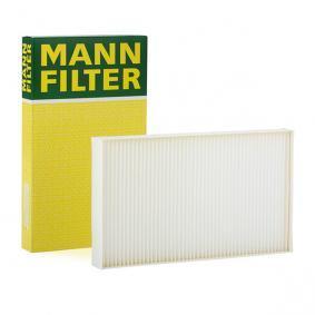 Filtro, aire habitáculo CU 3540 MERCEDES-BENZ VIANO a un precio bajo, ¡comprar ahora!