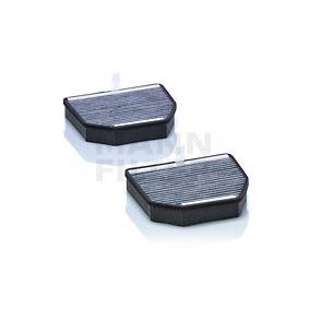 Filtr, vzduch v interiéru CUK 2241-2 pro MERCEDES-BENZ SLR ve slevě – kupujte ihned!