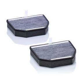 Filtr, wentylacja przestrzeni pasażerskiej CUK 2241-2 MERCEDES-BENZ SLR w niskiej cenie — kupić teraz!