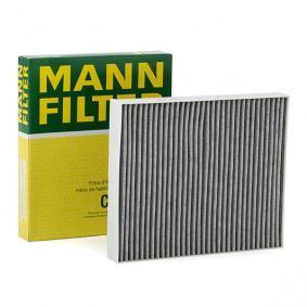 Filter vnútorného priestoru CUK 2442 OPEL MERIVA v zľave – kupujte hneď!