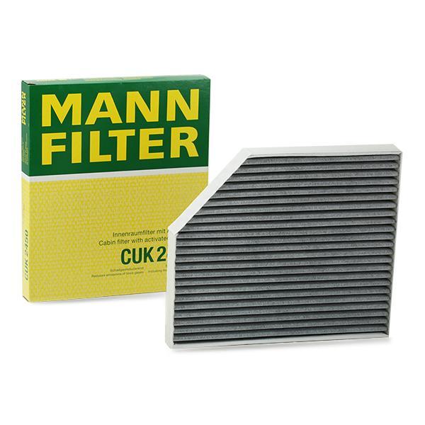 MANN-FILTER: Original Heizung fürs Auto CUK 2450 (Breite: 241mm, Höhe: 36mm, Länge: 279mm)
