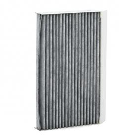 CUK 26 005 Filter, Innenraumluft MANN-FILTER - Markenprodukte billig