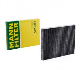 Innenraumluft MANN-FILTER CUK 37 001 Filter