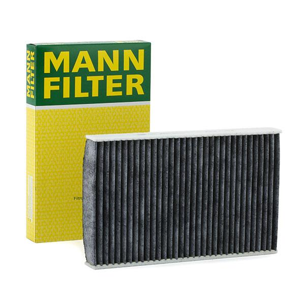 Origine Filtre à pollen MANN-FILTER CUK 2940 (Largeur: 176mm, Hauteur: 36mm, Longueur: 285mm)