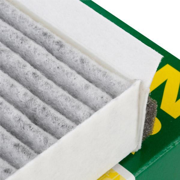 CUK30232 Innenraumfilter MANN-FILTER CUK 3023-2 - Große Auswahl - stark reduziert