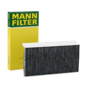 Filtr, wentylacja przestrzeni pasażerskiej CUK 3337 OPEL SIGNUM w niskiej cenie — kupić teraz!