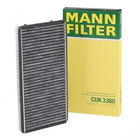 Mann Filter CUK3340 Cabin Air Filter