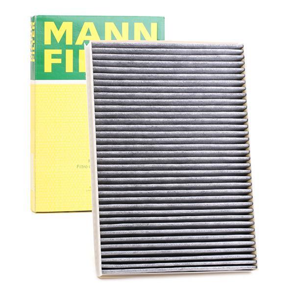 MANN-FILTER   Филтър, въздух за вътрешно пространство CUK 3780
